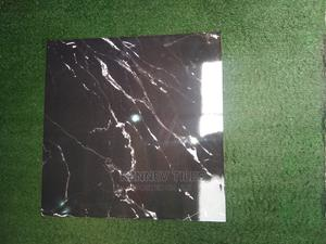 40X40 Quality Floor Black Tiles   Building Materials for sale in Lagos State, Orile