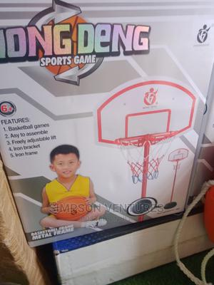 Basketball Stand for Children and Adults. | Sports Equipment for sale in Lagos State, Lekki