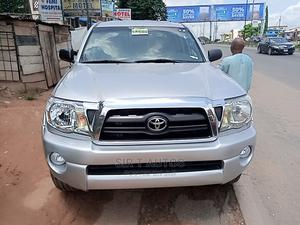 Toyota Tacoma 2008 4x4 Double Cab Silver | Cars for sale in Oyo State, Ibadan