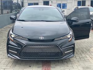 Toyota Corolla 2020 SE Black   Cars for sale in Lagos State, Lekki