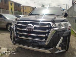 Toyota Land Cruiser 2013 4.6 V8 VX-R Black | Cars for sale in Lagos State, Surulere