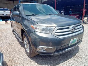 Toyota Highlander 2011 SE Gray | Cars for sale in Abuja (FCT) State, Garki 2