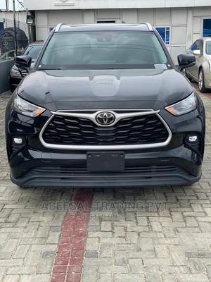 Toyota Highlander 2020 XLE AWD Black   Cars for sale in Lagos State, Lekki