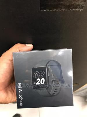 Xiaomi Mi Watch Lite Global Version GPS | Smart Watches & Trackers for sale in Lagos State, Ikeja