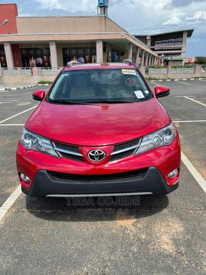 Toyota RAV4 2014 Red | Cars for sale in Lagos State, Amuwo-Odofin