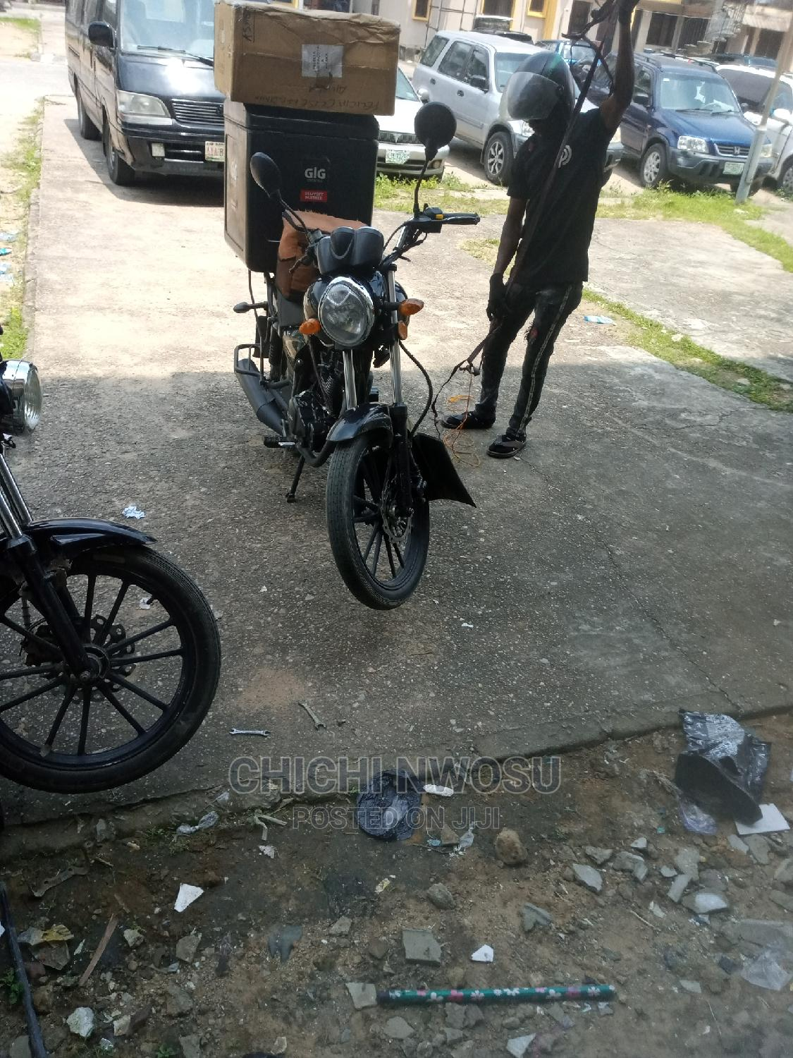 Experienced Dispatch Riders Needed