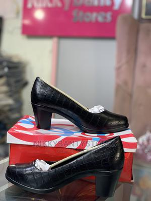 Low Block Office Shoes | Shoes for sale in Ogun State, Ado-Odo/Ota