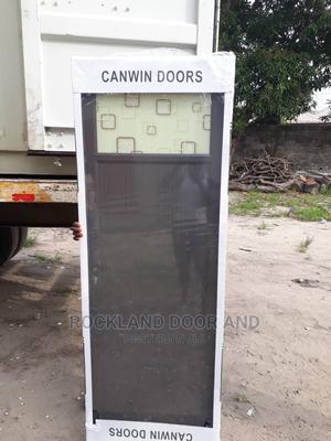 Toilet Aluminum Door | Doors for sale in Lagos State, Orile