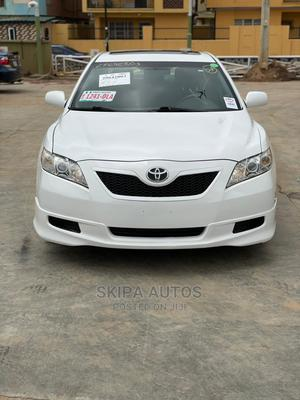Toyota Camry 2007 White | Cars for sale in Lagos State, Abule Egba