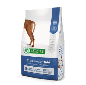 Nature's Protection Maxi Junior Dog Food (18kg) | Pet's Accessories for sale in Lagos State, Abule Egba