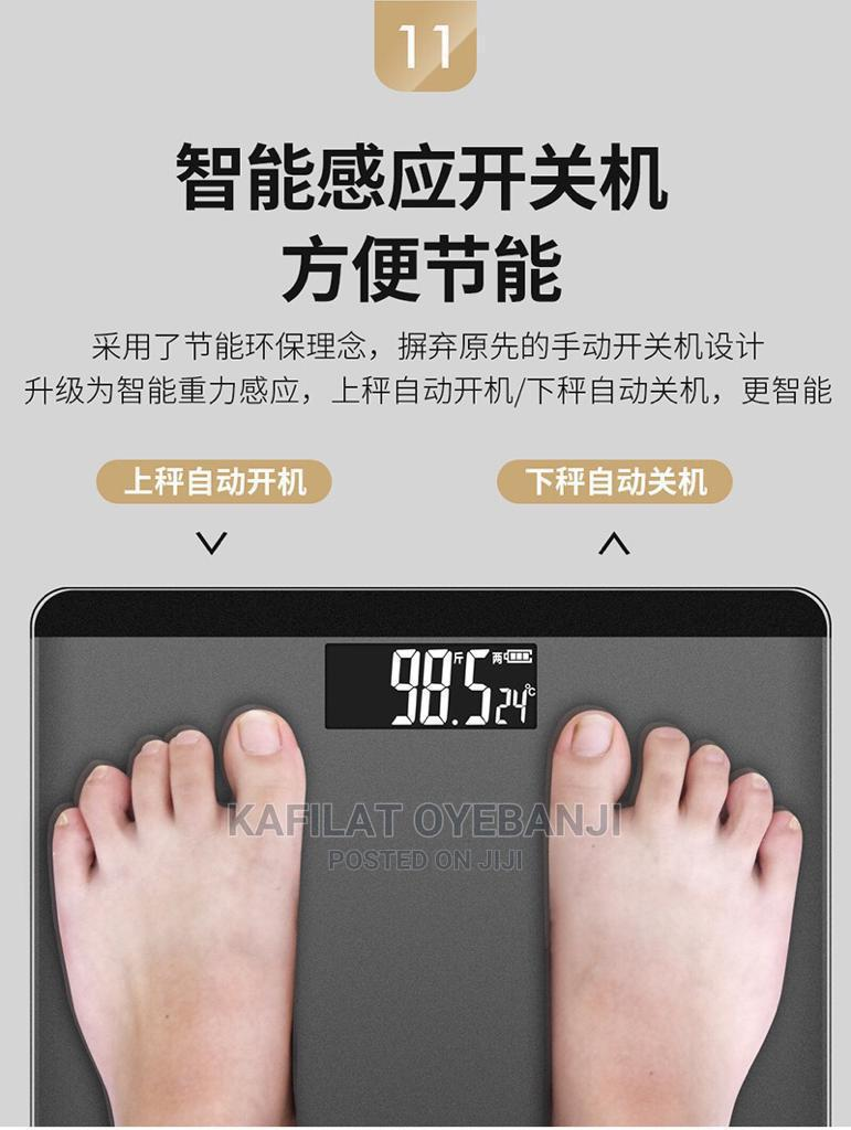 Archive: Rechargeable Personal Digital Scale