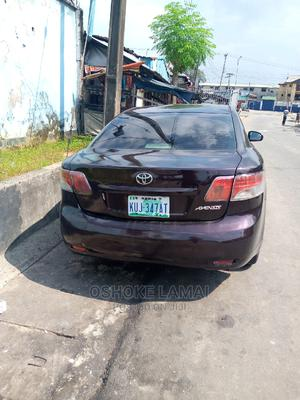 Toyota Avensis 2010 2.0 Advanced Automatic Brown | Cars for sale in Rivers State, Port-Harcourt