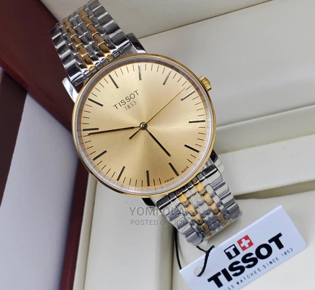 Tissot Swiss Made Wristwatch