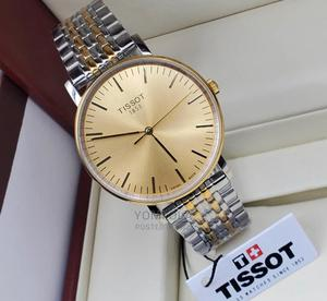 Tissot Swiss Made Wristwatch | Watches for sale in Lagos State, Oshodi