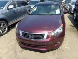 Honda Accord 2010 Sedan EX V-6 Red | Cars for sale in Rivers State, Port-Harcourt