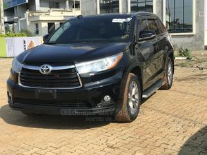 Toyota Highlander 2016 Black   Cars for sale in Lagos State, Isolo