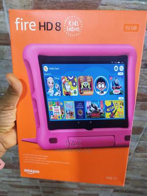 New Amazon Fire HD 8 32 GB Pink | Tablets for sale in Lagos State, Victoria Island