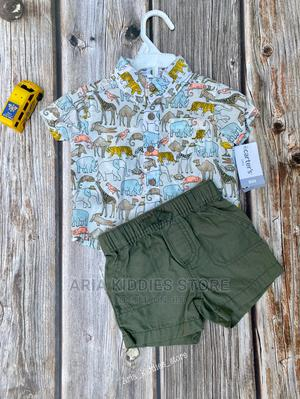 Shirt and Short for Baby Boy | Children's Clothing for sale in Oyo State, Ibadan
