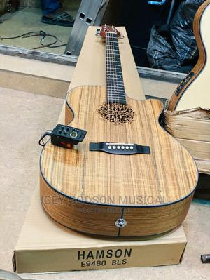 40inches Acoustic Guitar With Equalizer | Musical Instruments & Gear for sale in Lagos State, Ikeja