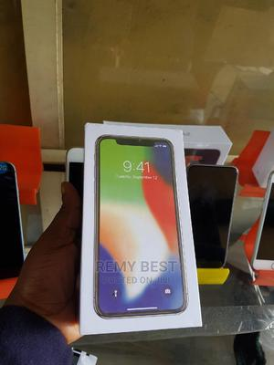 Apple iPhone X 64 GB Silver   Mobile Phones for sale in Oyo State, Ibadan