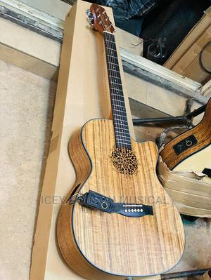 40inches Guitar With Equalizer and Tuner | Musical Instruments & Gear for sale in Abuja (FCT) State, Central Business District