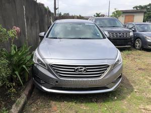 Hyundai Sonata 2016 Silver   Cars for sale in Lagos State, Amuwo-Odofin