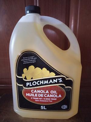 5L Plochman Canola Oil.   Meals & Drinks for sale in Lagos State, Yaba