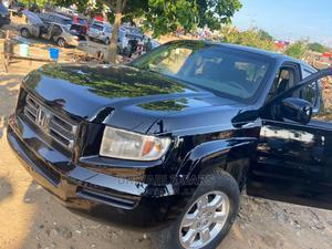 Honda Ridgeline 2006 Black   Cars for sale in Lagos State, Amuwo-Odofin