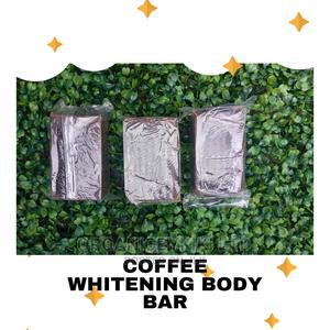 Coffee Whitening Bar Soap | Bath & Body for sale in Lagos State, Surulere