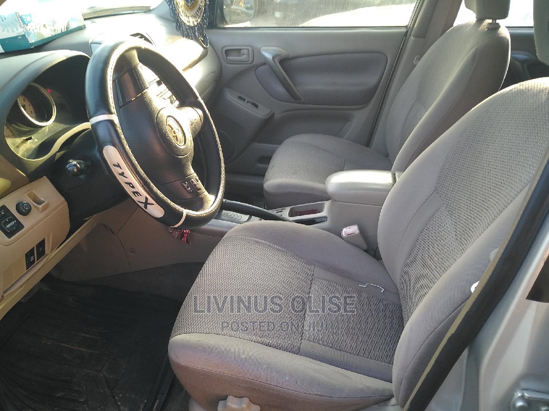 Archive: Toyota RAV4 2004 Silver