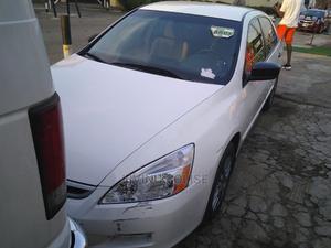 Honda Accord 2007 White | Cars for sale in Lagos State, Ikeja