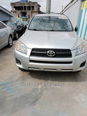 Toyota RAV4 2011 2.5 4x4 Silver   Cars for sale in Lagos State, Alimosho