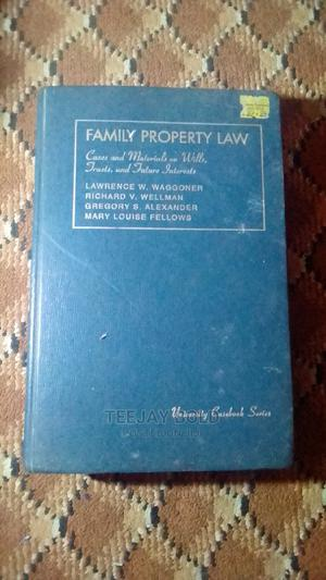 Family Property Law   Books & Games for sale in Osun State, Ife