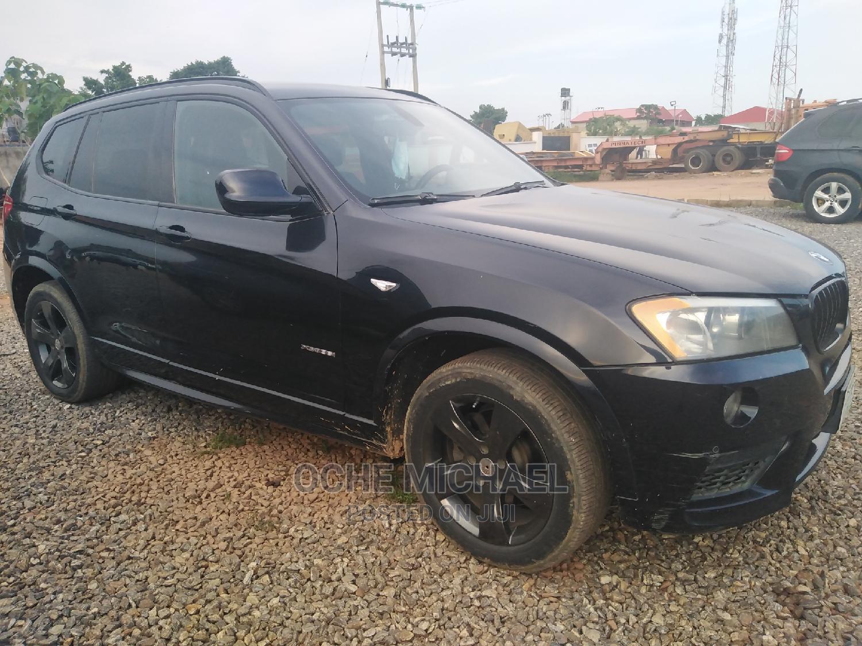 BMW X3 2011 Black | Cars for sale in Lokogoma, Abuja (FCT) State, Nigeria