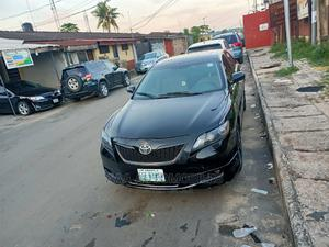 Toyota Camry 2008 Black   Cars for sale in Lagos State, Surulere