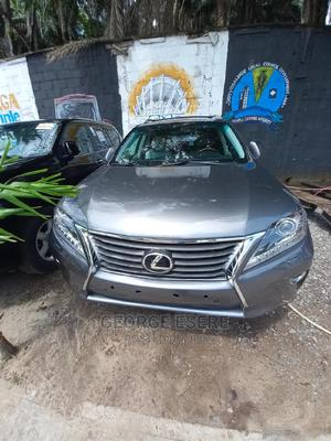 Lexus RX 2012 Gray | Cars for sale in Lagos State, Ikoyi