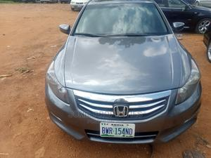 Honda Accord 2009 Coupe 2.4 EX Automatic Gray   Cars for sale in Abuja (FCT) State, Guzape District