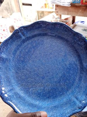 Fashion Round Flat Unbreakable Plates | Kitchen & Dining for sale in Oyo State, Ibadan