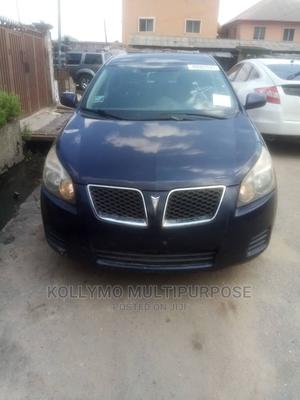 Pontiac Vibe 2009 2.4L Blue | Cars for sale in Lagos State, Surulere