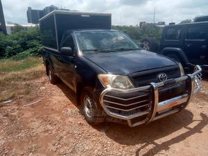 Toyota Hilux 2010 Black | Cars for sale in Abuja (FCT) State, Central Business District