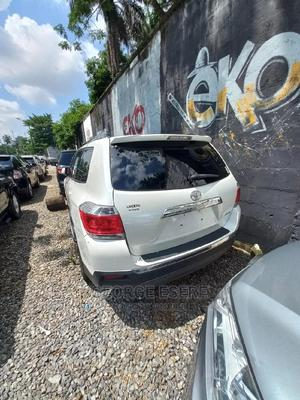 Toyota Highlander 2013 White | Cars for sale in Lagos State, Ikoyi