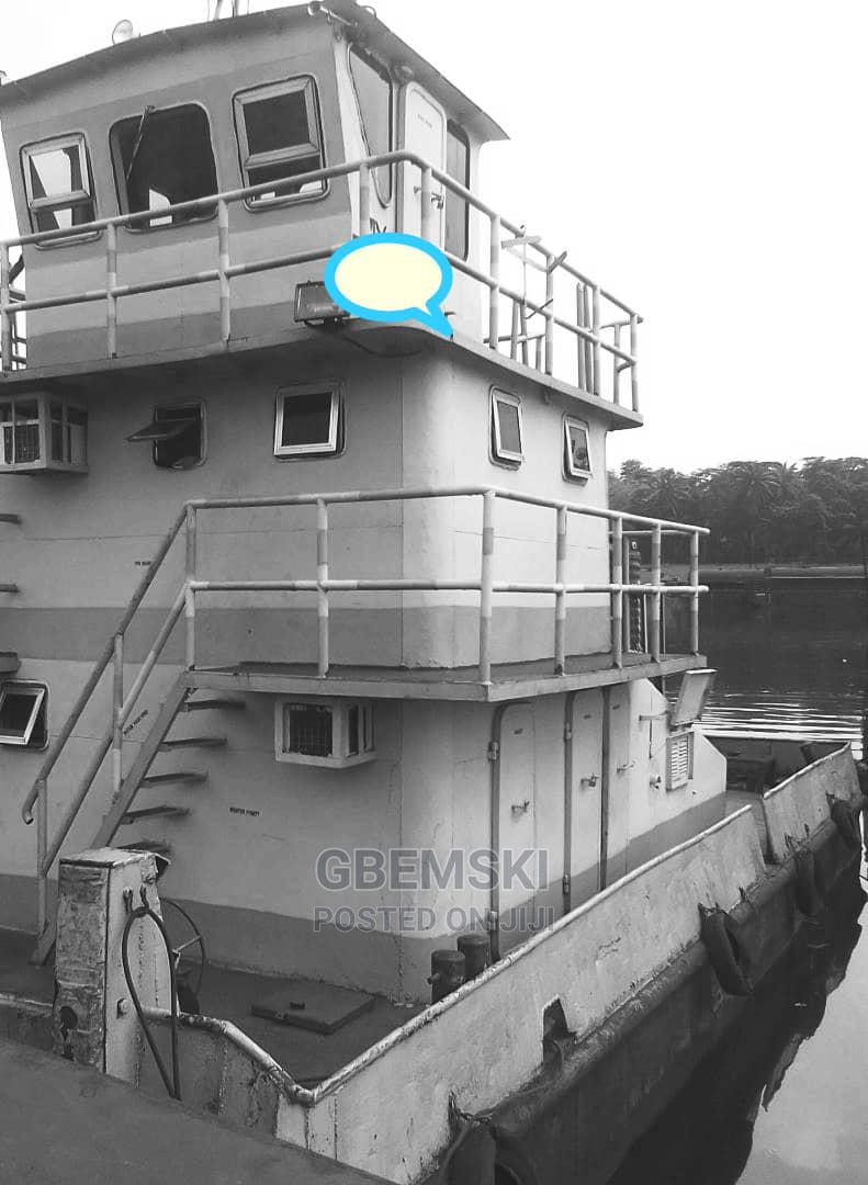 Archive: Thug Boat for Sale