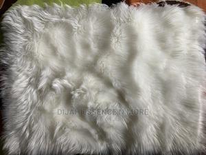 White Fur Mat | Home Accessories for sale in Lagos State, Lagos Island (Eko)