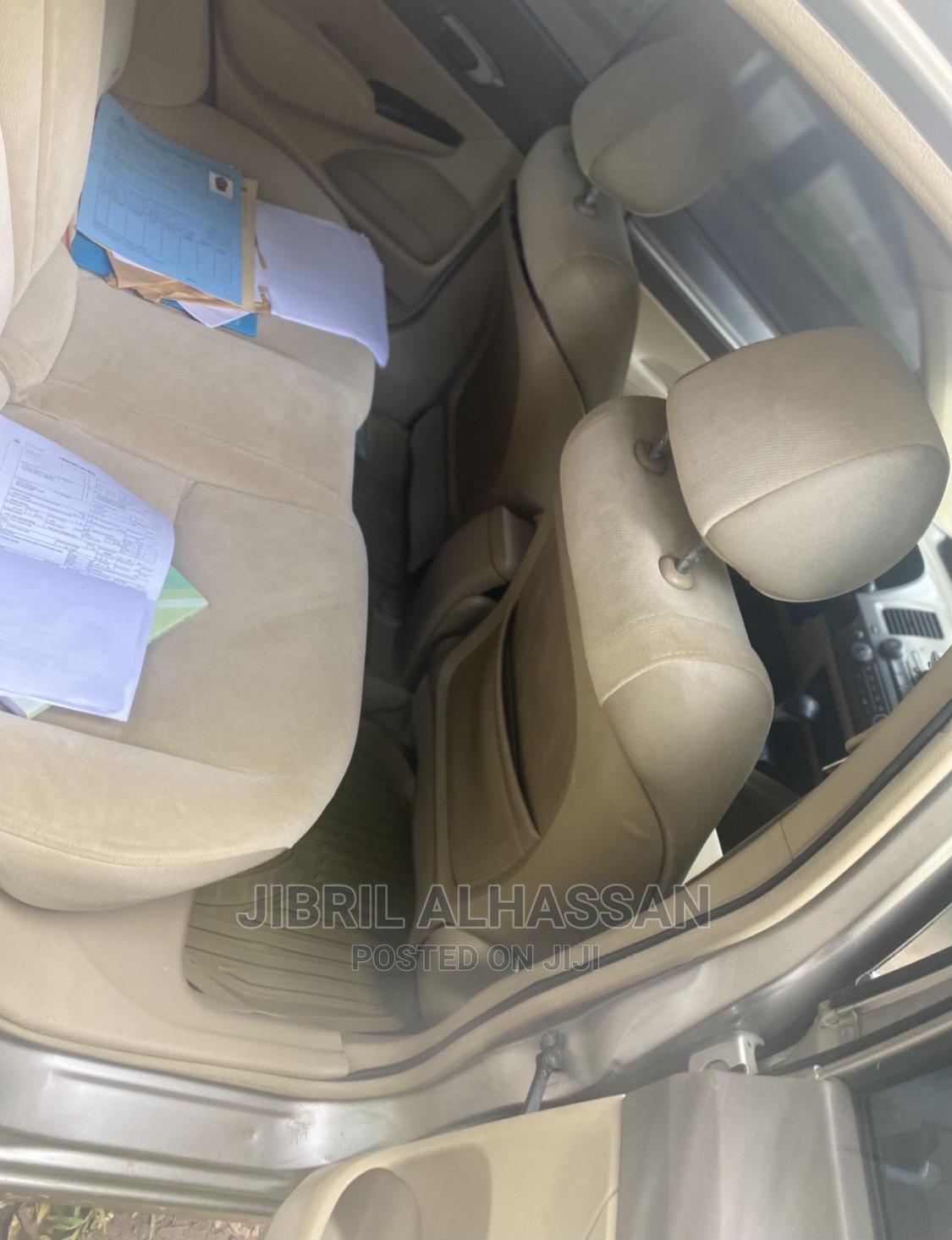 Honda Civic 2007 1.8 Sedan EX Gold | Cars for sale in Apo District, Abuja (FCT) State, Nigeria