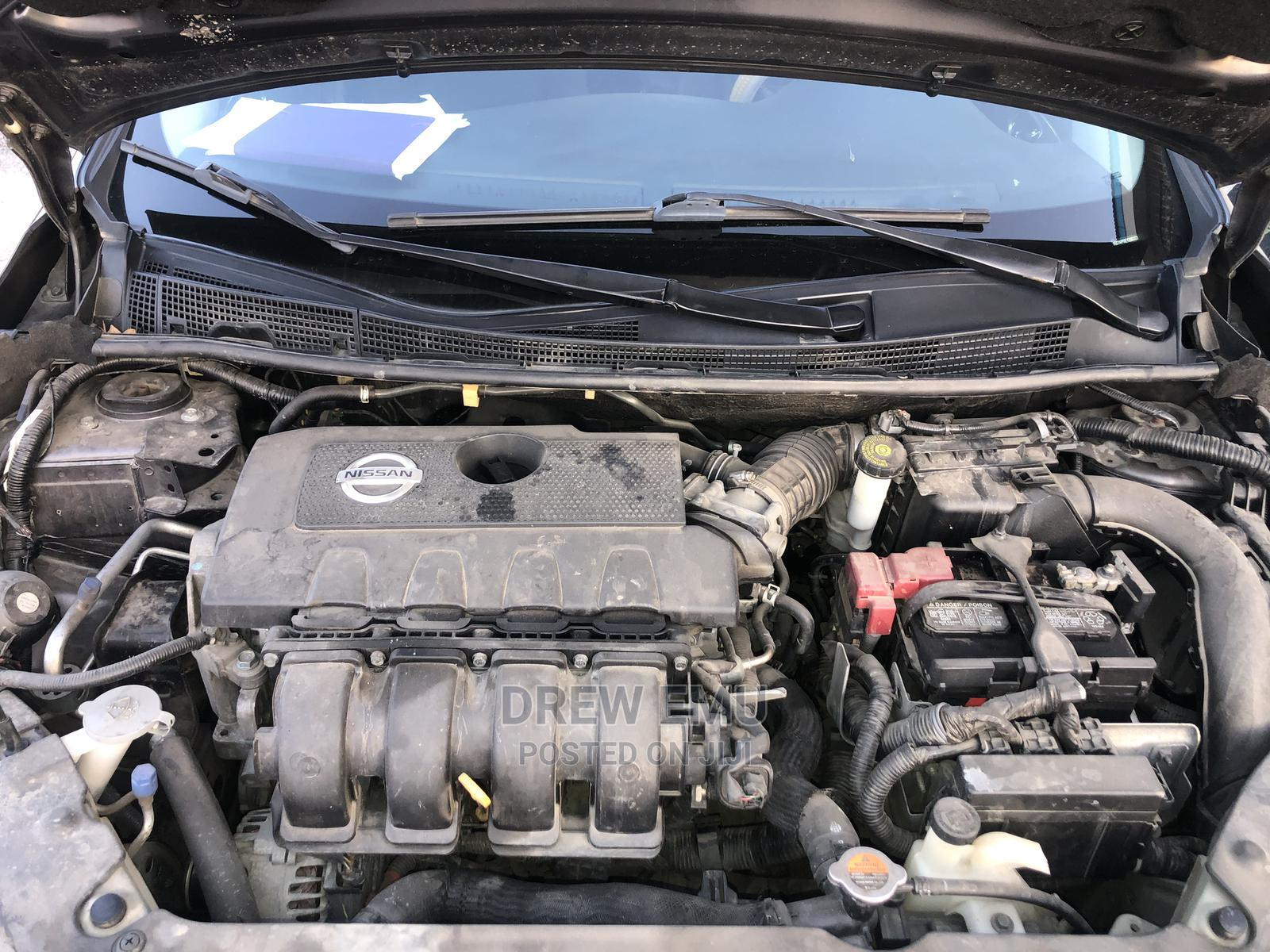 Archive: Nissan Sentra 2015 Gray