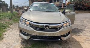 Honda Accord 2016 Gold   Cars for sale in Oyo State, Ibadan