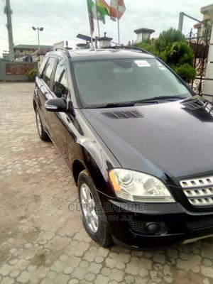 Mercedes-Benz M Class 2007 ML 350 4Matic Black   Cars for sale in Lagos State, Lagos Island (Eko)