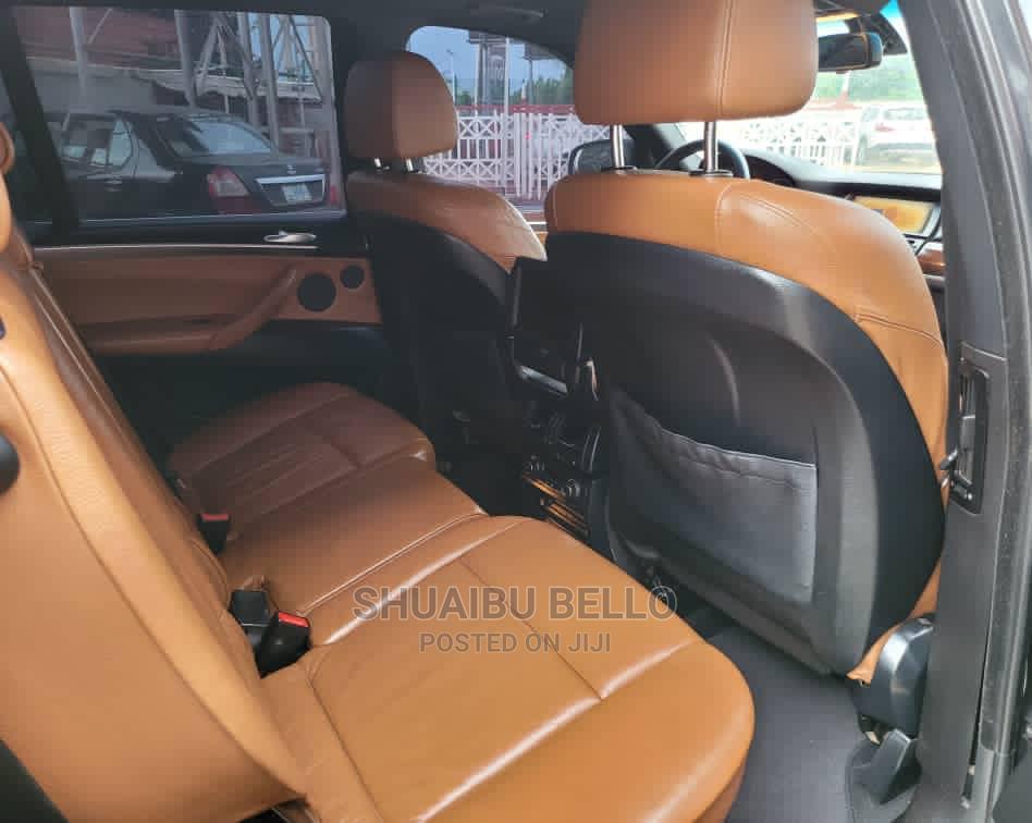 Archive: BMW X5 2008 4.8i Sports Activity Black
