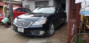 Lexus ES 2011 350 Black | Cars for sale in Lagos State, Ogudu