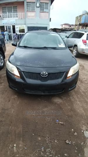Toyota Corolla 2008 1.8 LE Black | Cars for sale in Lagos State, Isolo
